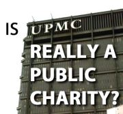 Is UPMC really a public charity